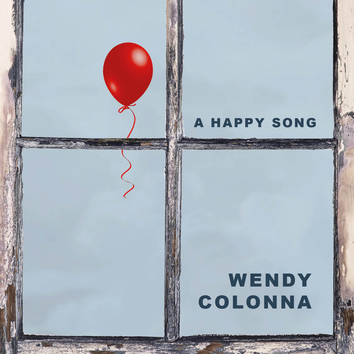 A Happy Song Album Cover